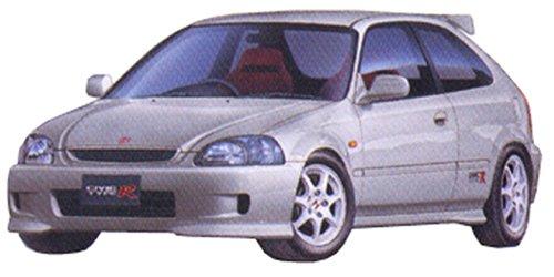 フジミ模型 1/24 インチアップシリーズ No.88 EK9 シビックタイプR 後期型 プラモデル ID88