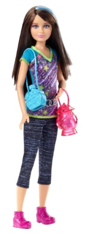 バービーシスターズ Barbie Sisters Camping Skipper Doll【並行輸入】