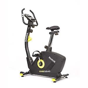 リーボック(Reebok) フィットネスバイク Reebok(リーボック) GB40-19 エクササイズバイク RVON-10101BK-19 キャスター付 RVON-10101BK-19