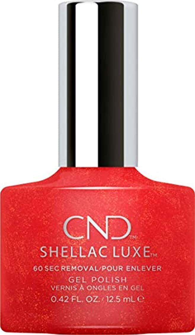 乱気流ユーモア過度にCND Shellac Luxe - Hollywood - 12.5 ml / 0.42 oz