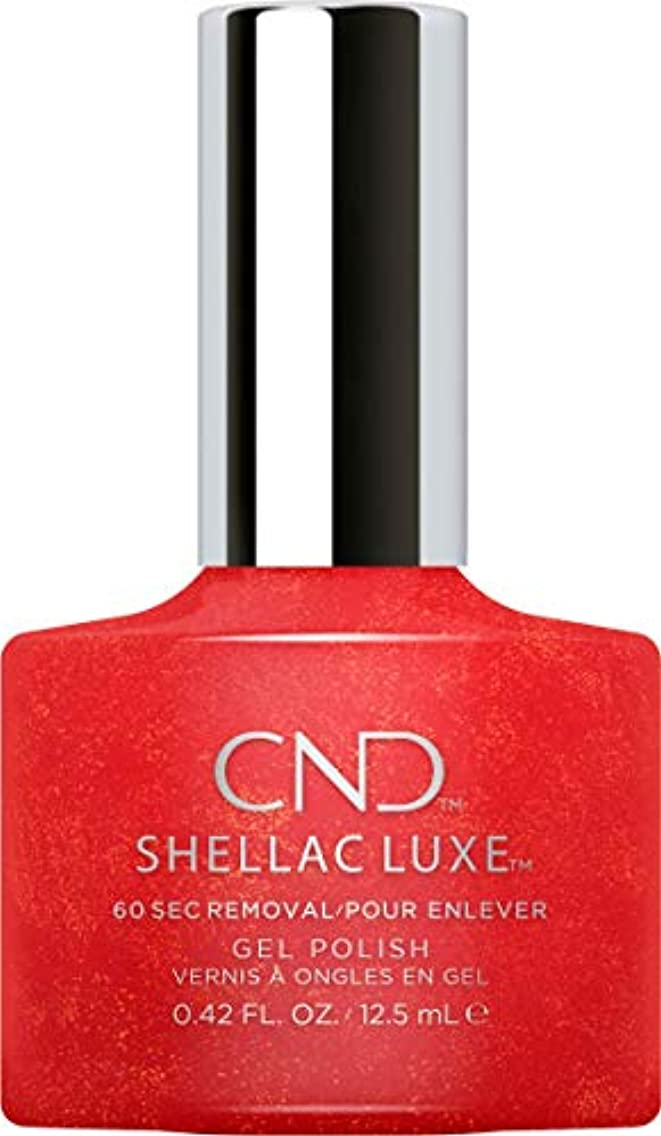 愛人動く炎上CND Shellac Luxe - Hollywood - 12.5 ml / 0.42 oz