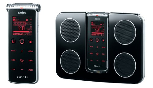 SANYO Xacti SOUND RECORDER ICR-XPS01MF(S)