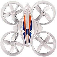 RaiFu SMRC S22ミニドローン リモートコントロール ヘッドレスドローン 航空機おもちゃ 子供 クリスマスギフト 贈り物 プレゼント ホワイト