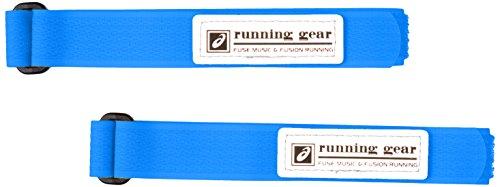 アシックス ランニング アクセサリー リフレクトテープ ブルー XTG105.45 F ブル-
