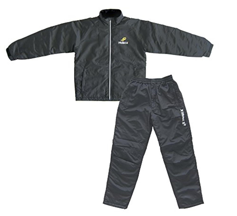 寝てるトラックテラスささめ針(SASAME) ヤイバ ウィンドブレーカースーツ YBS-2 ブラック