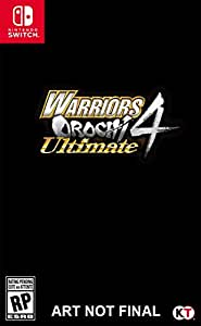 WARRIORS OROCHI 4 Ultimate (輸入版:北米) – Switch