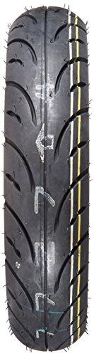 DUNLOP(ダンロップ)バイクタイヤスクーター用 RUNSCOOT D307 前後輪共用 90/90-10 50J チューブレスタイプ(TL) 305513 二輪 オートバイ用