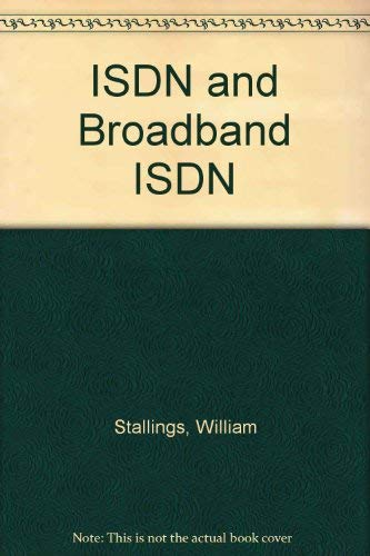 Download Isdn and Broadband Isdn 002415475X