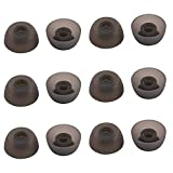 ALXCD Ear Tips for Jabra Elite 65t Headphone, 6 Pairs Large Size Replacement Silicone Earbud Tips Small Size, Fit for Jabra Elite Active 65t, L
