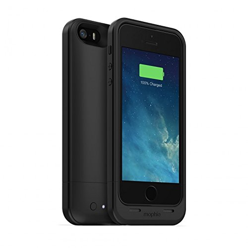 mophie Juice Pack Air for iPhone 5/5s/SE (ブラック)