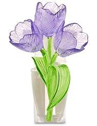 【Bath&Body Works/バス&ボディワークス】 ルームフレグランス プラグインスターター (本体のみ) チューリップ ナイトライト Wallflowers Fragrance Plug Tulips Night...