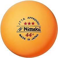 ニッタク(ニッタク) ラージボール 44プラ 3スター 3個入り NB-1010