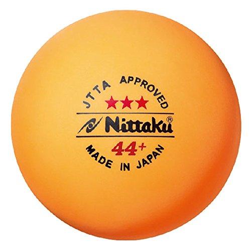 Nittaku(ニッタク)卓球 ラ-ジ 44プラ 3スタ- 3コイリ NB1010A