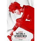 映画ポスター 蜘蛛の巣を払う女 US版 両面印刷 ds1 [並行輸入品]