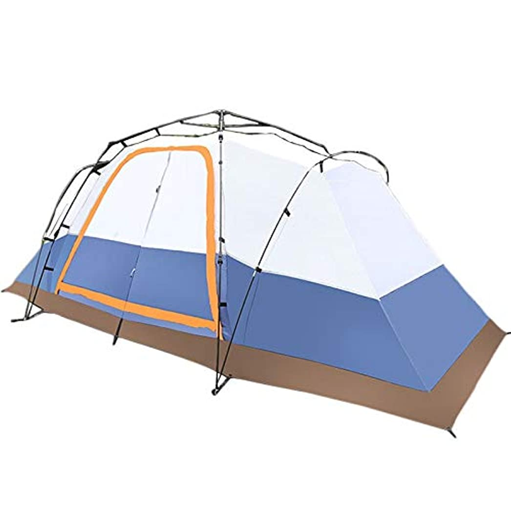 揃えるペレグリネーション幾何学Chaopeng 2部屋、1ホール、テント、屋外キャンプ、4?6人、8?10人、2部屋、1ホール、多人数ダブルテント