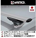 カーメイト inno イノー ルーフキャリア エアロベースステー フィックスポイント用 XS350B