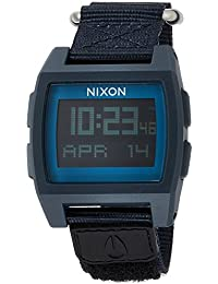 [ニクソン]NIXON 腕時計 BASE TIDE NYLON NA1169307-00  【正規輸入品】