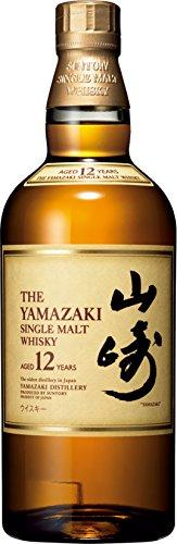 『シングルモルトウイスキー 山崎12年 (正規品・箱なし) [ ウイスキー 日本 700ml ]』のトップ画像