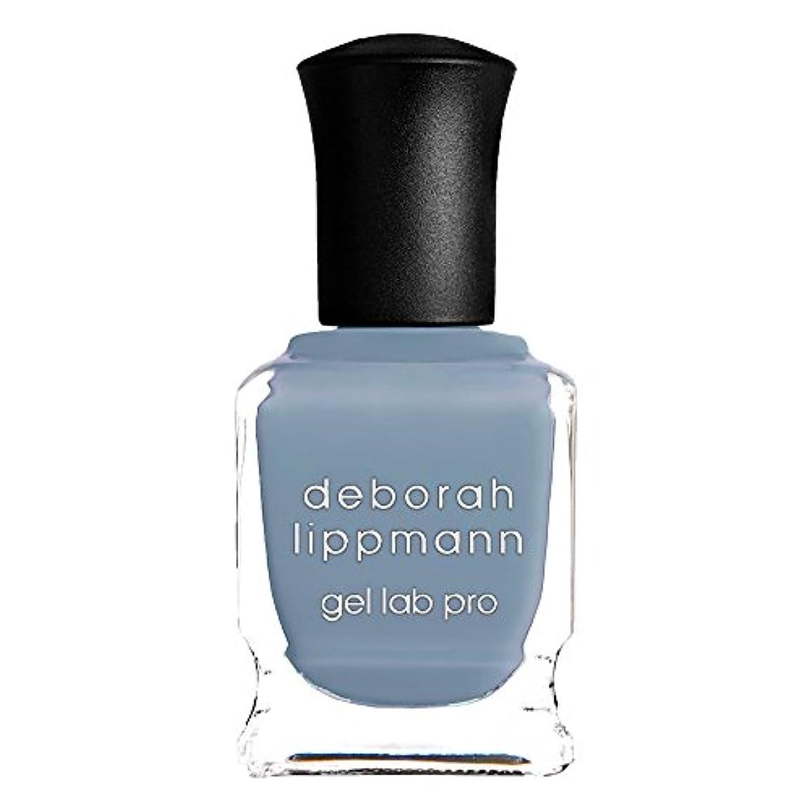 悪化させる他のバンドで前者[Deborah Lippmann] デボラリップマン ジェルラボプロ シー オブ ラブ SEA OF LOVE ブルー系 15mL