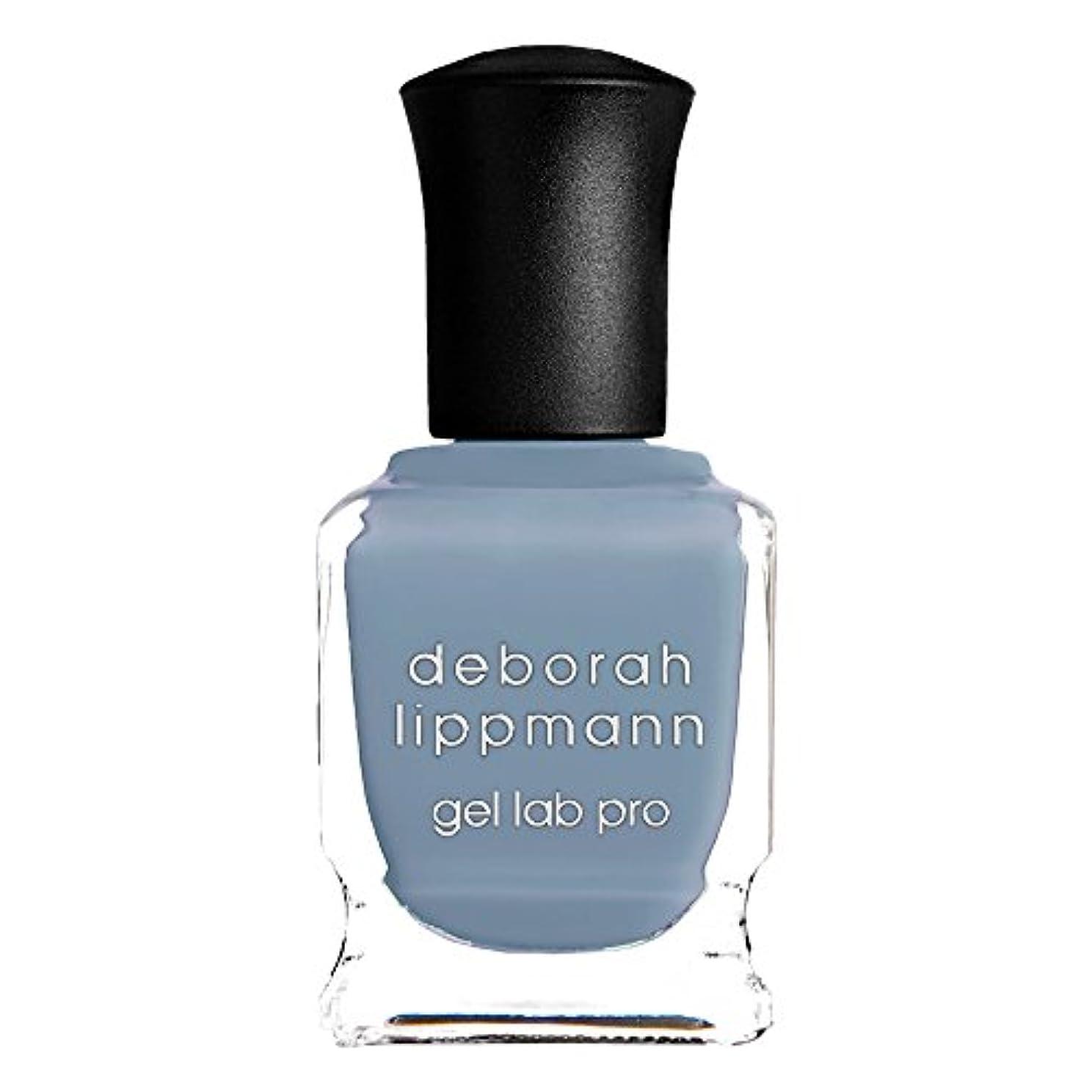 汚染かけがえのない貧しい[Deborah Lippmann] デボラリップマン ジェルラボプロ シー オブ ラブ SEA OF LOVE ブルー系 15mL