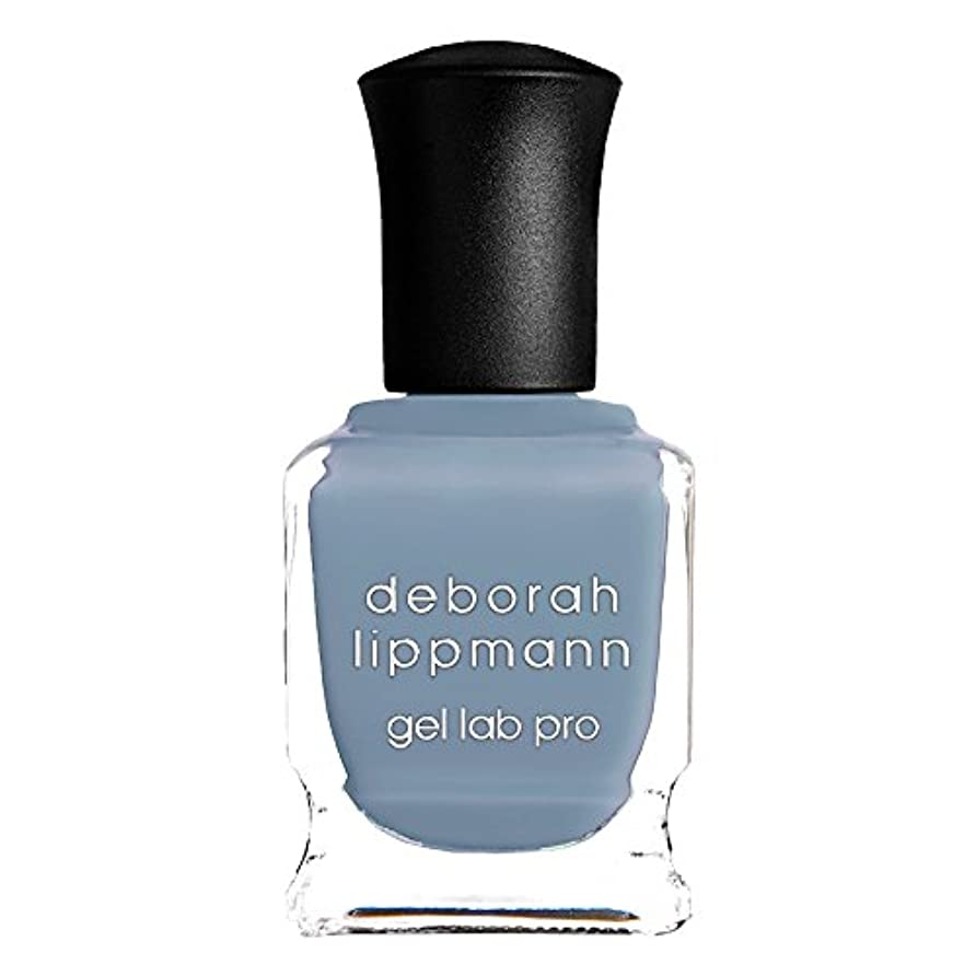 反動からいたずら[Deborah Lippmann] デボラリップマン ジェルラボプロ シー オブ ラブ SEA OF LOVE ブルー系 15mL