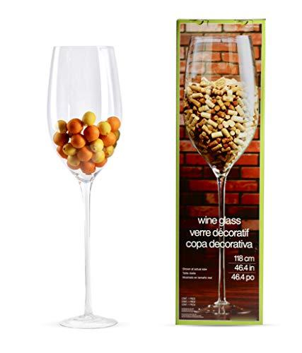 HUTA ジャイアントワイングラス 高さ約118cm H11...
