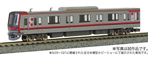 グリーンマックス Nゲージ 東武70000系 7両編成セット 動力付き 30681 鉄道模型 電車