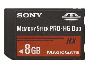 SONY メモリースティック PRO-HG デュオ HX 8GB MS-HX8A