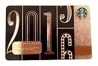 スターバックスカード 2015年 カナダ限定 カウントダウン