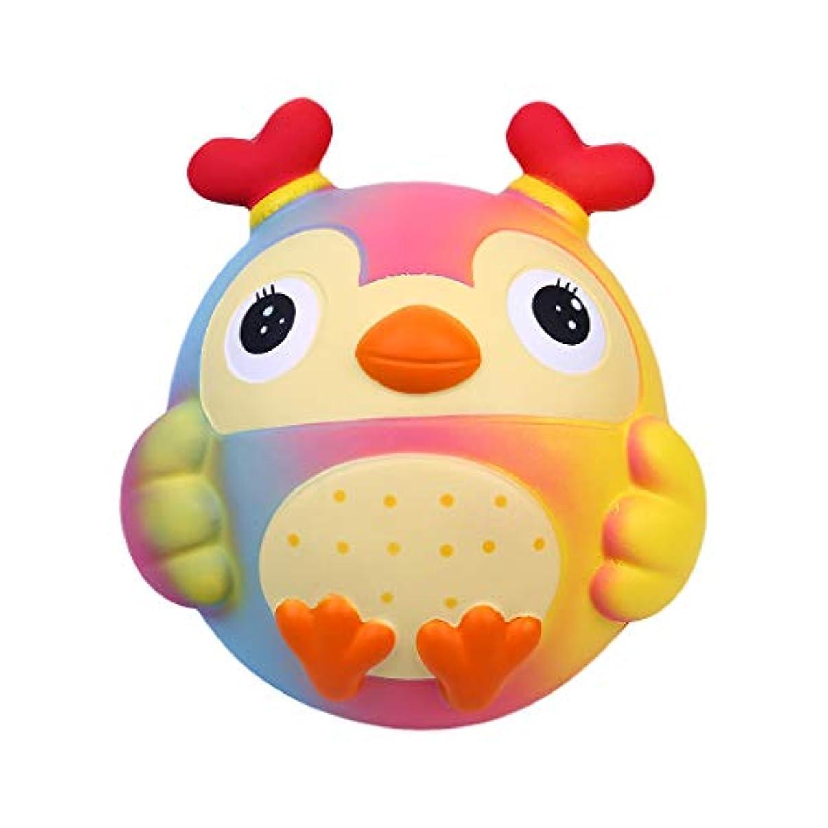 記者テクニカルロードされたGOOD lask スクイーズ愛らしい動物、香りの遅い立ち上がりコレクションの装飾、大人と子供が遊ぶことができるストレス緩和のおもちゃ