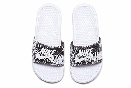 (ナイキ) Nike BENASSI JDI PRINT 男女併用 シャワー サンダル 22.0~29.0cm 618919-111 [並行輸入品]