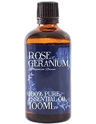 Mystic Moments | Rose Geranium Essential Oil - 100ml - 100% Pure