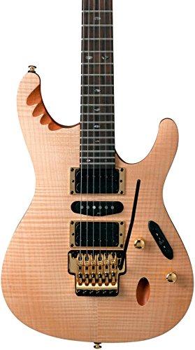 Ibanez アイバニーズ EGEN8 Herman Li シグネチャー Series エレキギター - Platinum Blonde エレキギター エレクトリックギター (並行輸入)