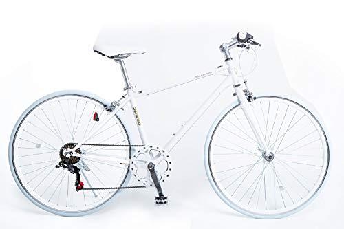 21Technology クロスバイク シマノ製6段変速 CL266 B00N4G6D7Q 1枚目