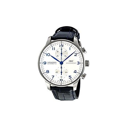 IWC(アイダブリューシー) メンズ [IWC]IWC 腕時計 ポルトギーゼ クロノグラフ IW371446 メンズ [並行輸入品] シルバー