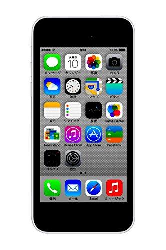 Apple docomo iPhone5c White 32GB [MF149J/A]