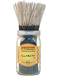 Wild Berryクラリティ、Highly Fragranced Incense Sticksバルクパック、100ピース、11インチ