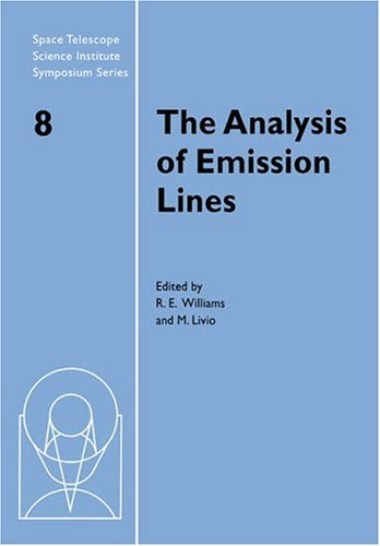The Analysis of Emission Lines (Space Telescope Science Institute Symposium Series)