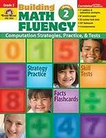 Building Math Fluency Grade 2 by EVAN-MOOR