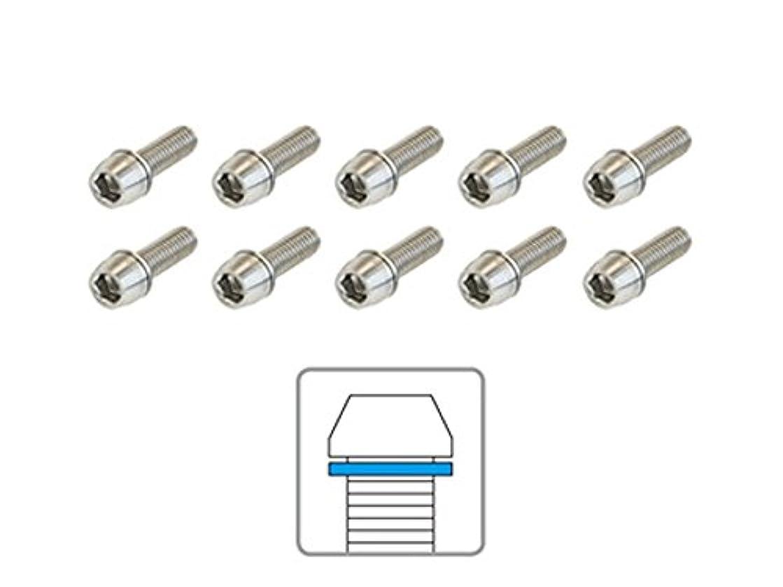 グリル破裂お互いADEPT(アデプト) AS6 ステンレス ボルト セット (M6x18mm) BOS00501
