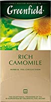 Greenfield Tea, 25 count (Rich Camomile)
