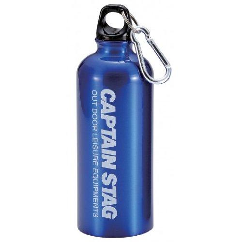 CAPTAIN STAGアルミボトル600 ブルー M-5416