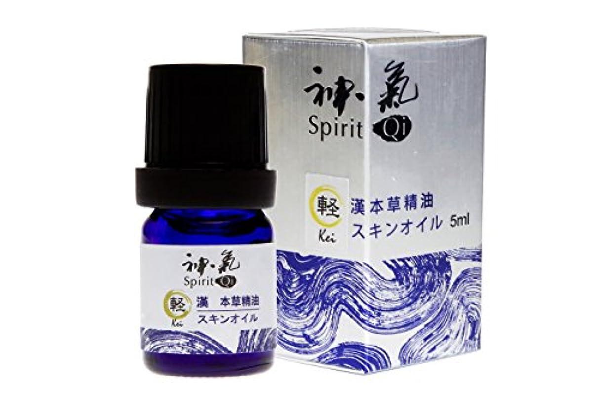 面白い祖先学部長神気五行シリーズ 軽(Kei) (5ml)