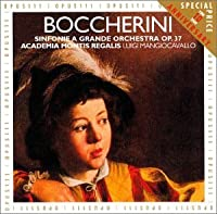 Boccherini;Sinfonia Op.37