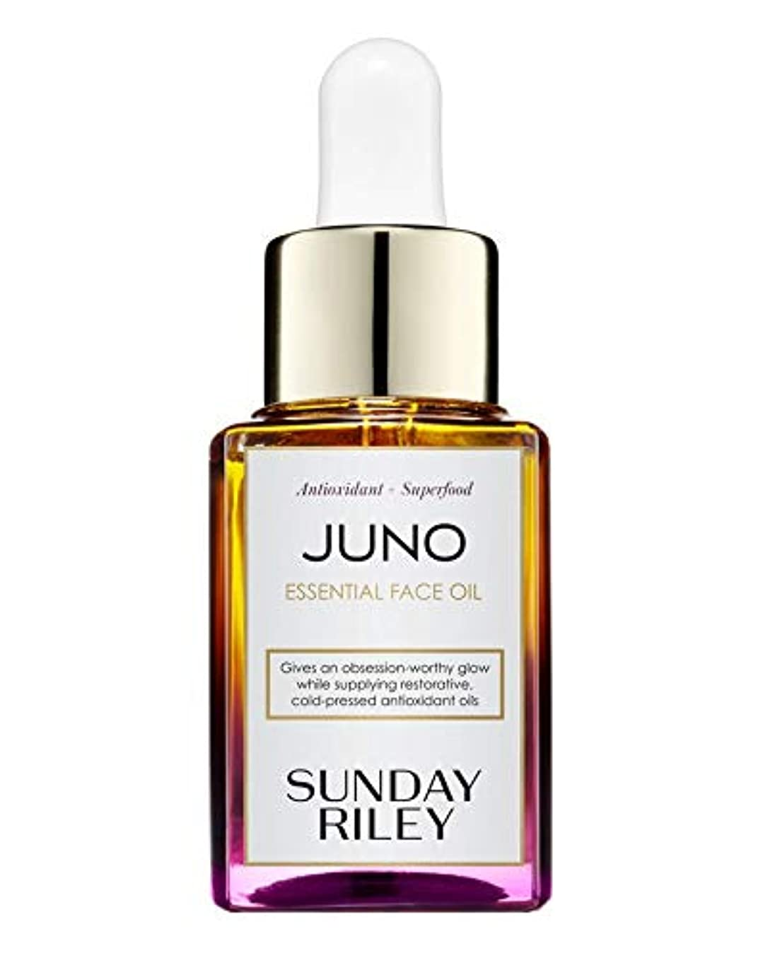 ウッズ大破経験Sunday Riley Juno Hydroactive Cellular Face Oil 15ml サンデーライリー ジュノ フェイスオイル