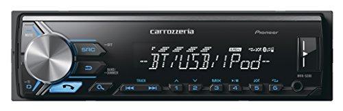 カロッツェリア(パイオニア) カーオーディオ MVH-5300 1DIN USB/Bluetooth
