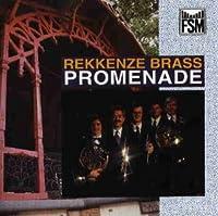 Promenadenkonzerte : Rekkenze Brass -suppe / Offenbach / Bizet, , ,