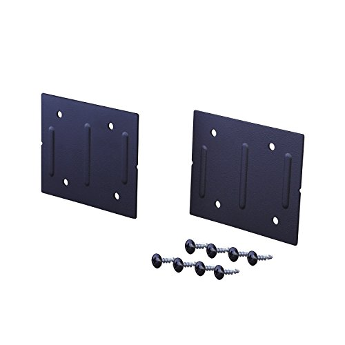 RoomClip商品情報 - 平安伸銅工業 LABRICO DIY収納パーツ ジョイント アイアン 屋外使用可 ブラック IXK-4