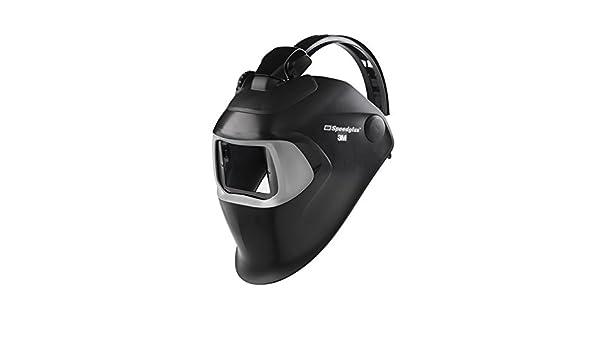3M Speedglas Quick Release Welding Helmet Shell 100 QR 07-0114-00BL-QR Adjustable Black