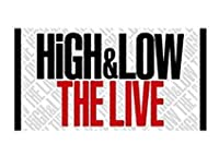 HiGH&LOW THE LIVE ビーチタオル